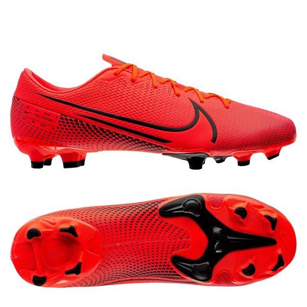 Nike Mercurial Vapor 13 Academy MG Future Lab - Laser Crimson/Black