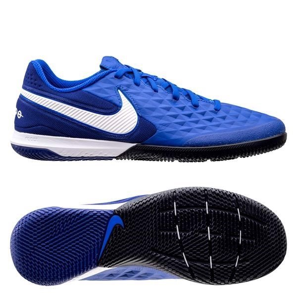Nike Tiempo Legend 8 Pro IC New Lights - Hyper Royal/White