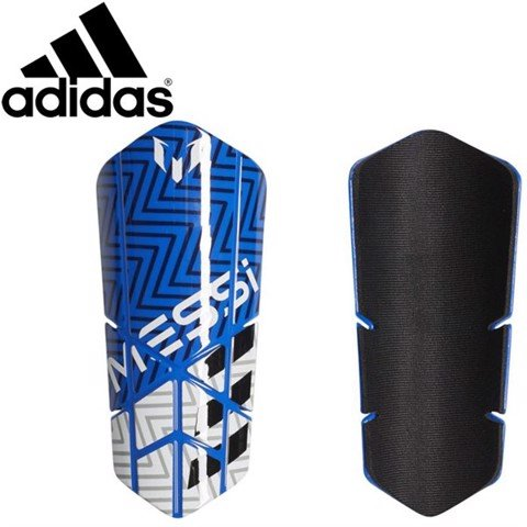 ADIDAS MESSI 10 LESTO SHIN GUARD BLUE