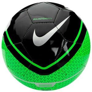 Nike Football Phantom Vision Ball - Green/Black