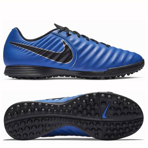 Nike Tiempo Legend 7 Academy TF Always Forward - RACER BLUE/BLACK