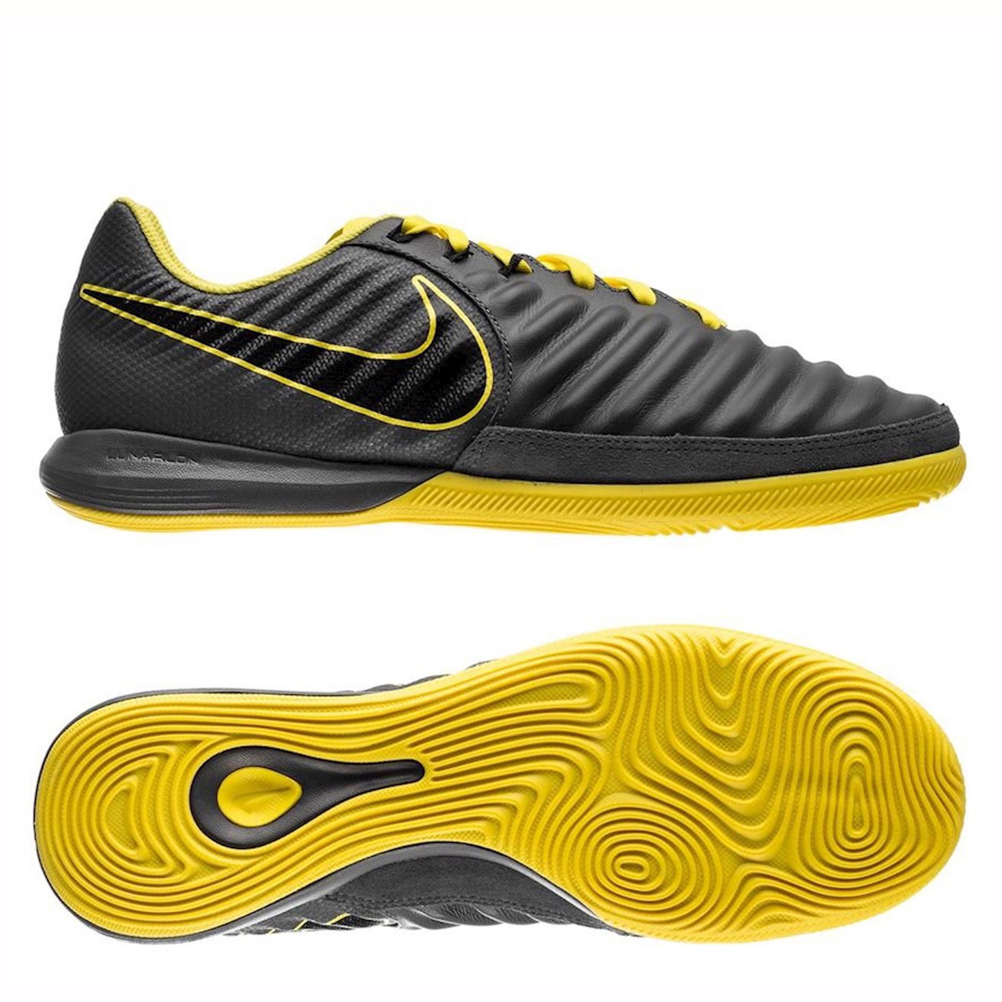 Nike Lunar Legend 7 Pro IC Game Over - Dark Grey/Yellow