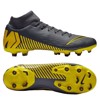 Nike Mercurial Superfly 6 Academy MG Game Over - Dark Grey/Yellow