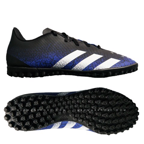 ADIDAS PREDATOR FREAK .4 TF SUPERLATIVE - CORE BLACK/FOOTWEAR WHITE/SOLAR YELLOW