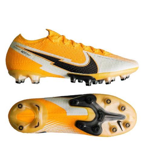 NIKE MERCURIAL VAPOR 13 ELITE AG-PRO DAYBREAK - LASER ORANGE/BLACK/WHITE