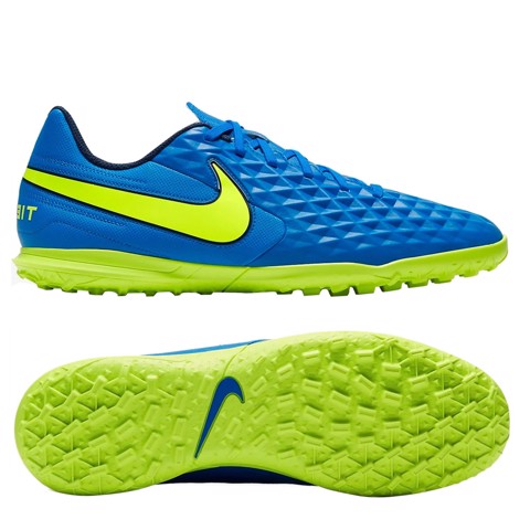 Nike Tiempo Legend 8 Club TF Skycourt - Racer Blue/Volt