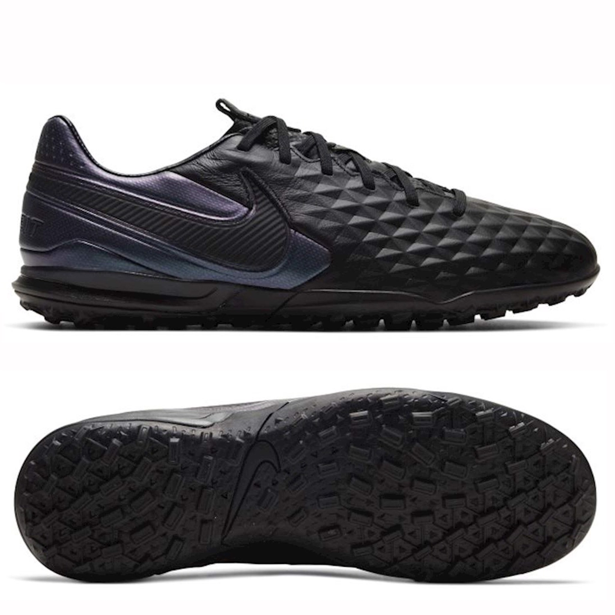 Nike Tiempo Legend 8 Pro TF Kinetic Black - Black