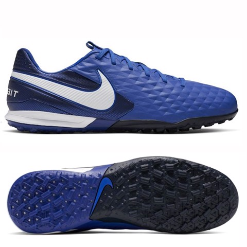 Nike Tiempo Legend 8 Pro TF New Lights - Hyper Royal/White