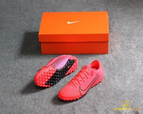 Nike Mercurial Vapor 13 Pro TF Future Lab - Laser Crimson/Black