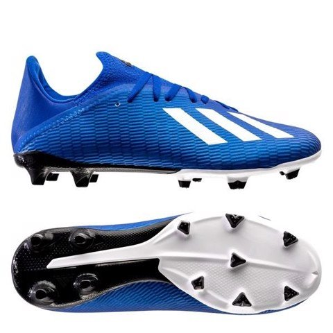 Adidas X 19.3 FG/AG Mutator - Royal Blue/Footwear White/Core Black