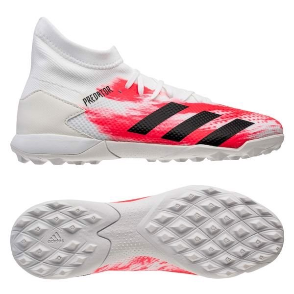 adidas Predator 20.3 TF Uniforia - Footwear White/Core Black/Pop