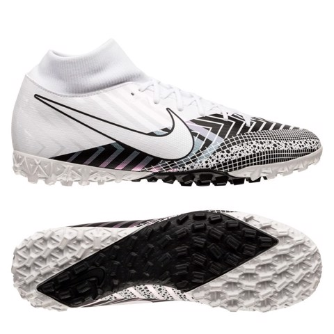 Nike Mercurial Superfly 7 Academy TF Dream Speed 3 - White/Black