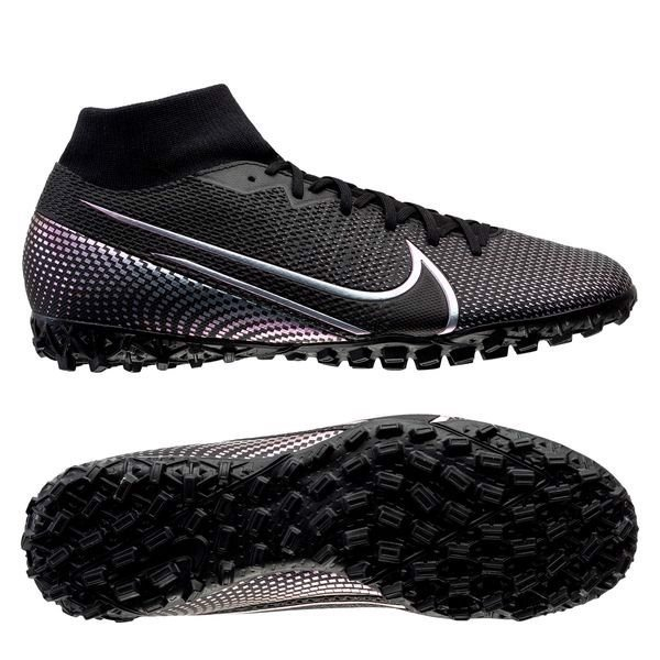 Nike Mercurial Superfly 7 Academy TF Kinetic Black - Black