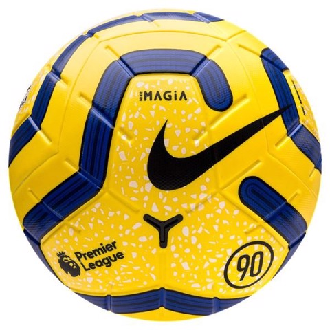 Nike Football Magia Premier League - Yellow/Blue/Black