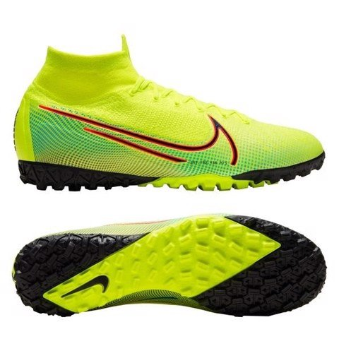 Nike Mercurial Superfly 7 Elite TF Dream Speed 2 - Lemon Venom/Black/Aurora Green