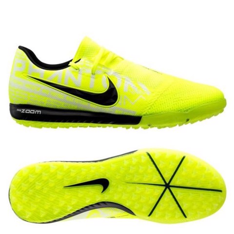 Nike Phantom Venom Zoom Pro TF New Lights - Volt/Obsidian