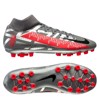 Nike Mercurial Superfly 7 Academy AG Neighbourhood - Metallic Bomber Grey/Black/Particle Grey