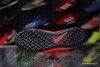 Nike Phantom Vision 2 Academy DF TF Future Lab - Laser Crimson/Metallic Silver/Black