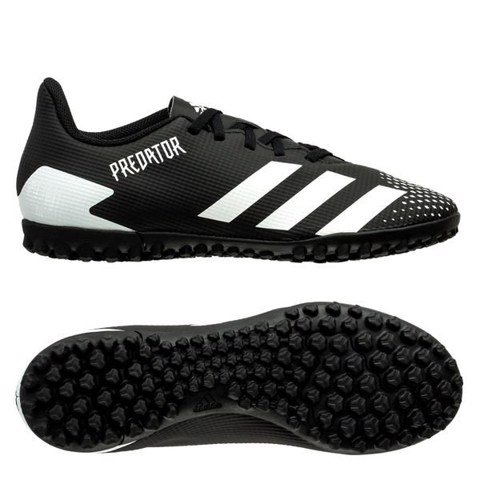 adidas Predator 20.4 TF Inflight - Core Black/Footwear White
