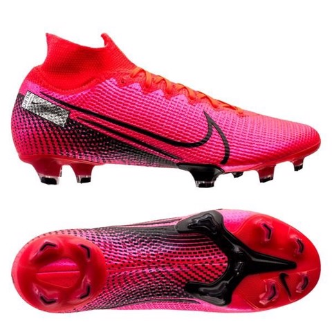 Nike Mercurial Superfly 7 Elite FG Future Lab - Laser Crimson/Black