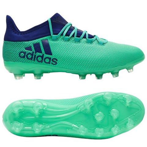 ADIDAS X TANGO 17.2 HG DEADLY STRIKE - HI-RES GREEN/UNITY INK/AERO GREEN