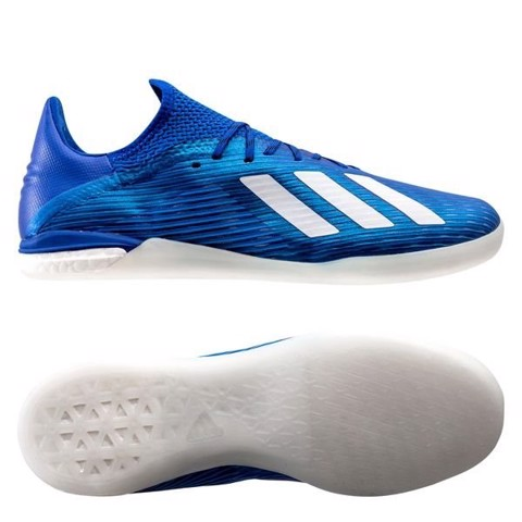 Adidas X 19.1 IN Mutator - Royal Blue/Footwear White/Core Black