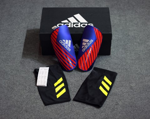 Adidas X Pro Shin Guards - Blue