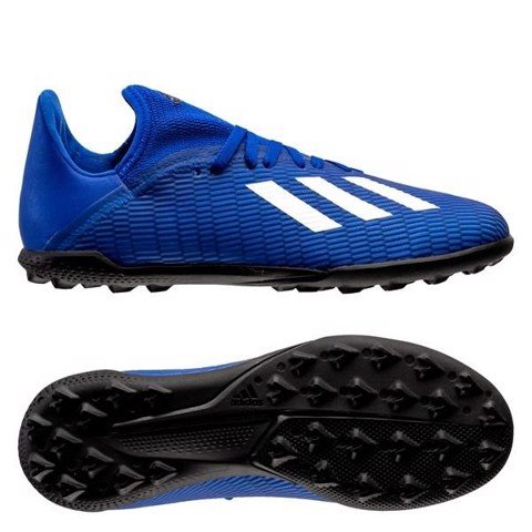 Adidas X 19.3 TF Mutator - Royal Blue/Footwear White/Core Black Kids