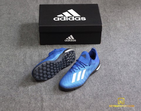 adidas X 19.1 TF Mutator - Royal Blue/Footwear White/Core Black