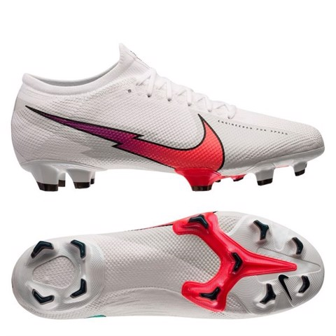 Nike Mercurial Vapor 13 Pro FG Flash Crimson - White/Flash Crimson