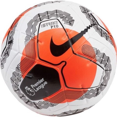 Nike Football Strike Pro Premier League - White/Hyper Crimson/Black