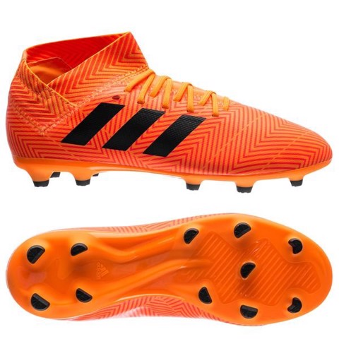 adidas Nemeziz Tango 18.3 FG Energy Mode - Orange/Core Black