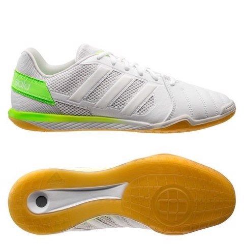 adidas Top Sala - Footwear White/Signal Green