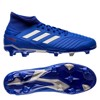 adidas Predator 19.3 FG/AG Exhibit - Bold Blue/Silver Metallic/Action Red
