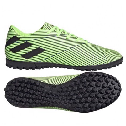 ADIDAS NEMEZIZ 19.4 TF UNIFORIA - GREEN/BLACK/BLUE