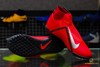 Nike Phantom Vision Academy DF TF Game Over - Bright Crimson/Metallic Silver