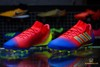 adidas Nemeziz Messi Tango 18.3 FG Initiator - Action Red/Silver Metallic/Blue