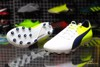 Puma evoPOWER 2.3 AG - Puma White/ Peacoat/ Safety Yellow