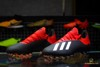 Adidas Tango X 18.3 AG Initiator - Core Black/Off White/Action Red
