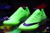 NIKE MERCURIALX FINALE II IC GREEN /BLACK/FLASH LIME