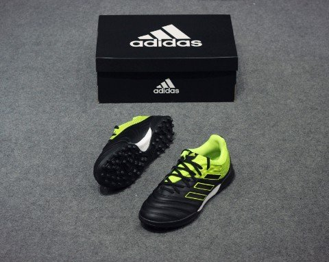 Adidas adidas Copa 19.3 TF Exhibit - Core Black/Solar Yellow