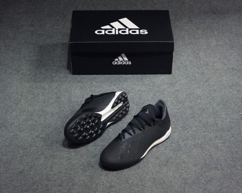 adidas X 18.3 TF Core Black/Core Black/White