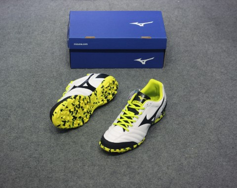 MIZUNO MONARCIDA SALA SELECT TF WHITE/BLACK
