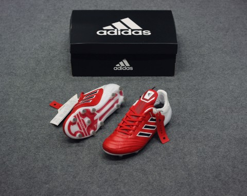adidas Copa 17.1 FG/AG Red Limit - Red/Core Black/White
