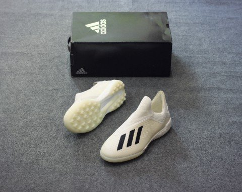 adidas X Tango 18+ TF Boost Spectral Mode - Off White/Core Black