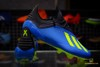 Adidas X 18.1 FG Energy mode - Football Blue/ Solar Yellow/ Core Black