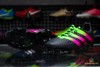 Adidas Ace 16.3 FG/AG- Core Black/ Solar Green/ Shock Pink