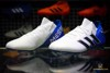 Nemeziz Messi 18.1 FG Team Mode - Cloud White / Core Black / Football Blue