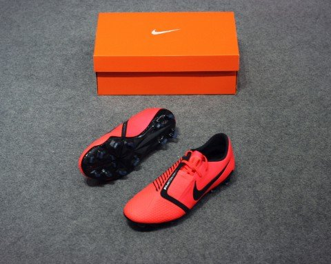 Nike Phantom Venom Pro FG Game Over - Bright Crimson/Black