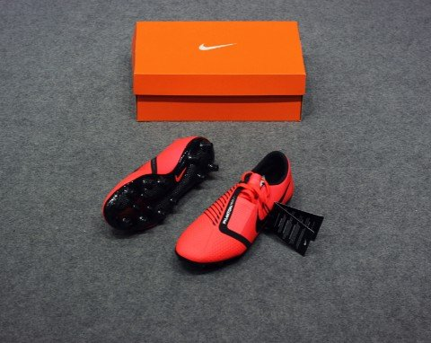 Nike Phantom Venom Pro AG-PRO Game Over - Bright Crimson/Black